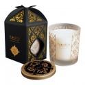 Świeca do aromaterapii i masażu Zielona Herbata 190ml