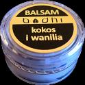 Próbka balsam kokos i wanilia 10ml