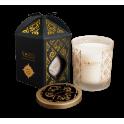 Świeca do aromaterapii i masażu Lawenda 190g